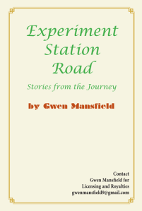 Experiment Station Road: Stories from the Journey cover